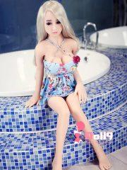 125cm(4ft1″) C-cup Filipino PERFECT CURVY mini doll Missy