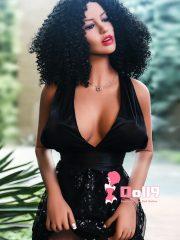 158cm (5ft2 ″) J-cup African WILD m Calmile EROTIC con la CURVA MÁS PERFECTA milf sex doll