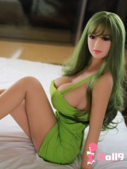 """158cm (5ft2″) G-cup Pure and fresh Mona with innocent face and absolute """"S"""" curve body adult woman sex doll"""
