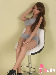 145CM(4ft75) D-cup LOVELY Filipino Hannah with HEAD #33