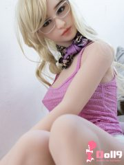 145CM (4ft75) B-cup Kleine borsten Japanse Mariko met HEAD#33