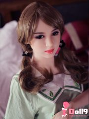 153CM (5ft01) B-cup Japanese Maiden Yuki avec HEAD #98