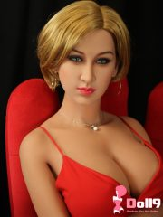 168CM(5ft51) D-cup Spicy blond Russian Alma with HEAD #105