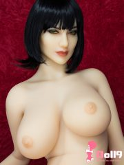 168CM(5ft51) D-cup American Larissa with HEAD #253
